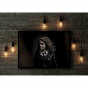 Quadro decorativo em canvas Hermione Granger