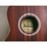 Quadro decorativo em canvas Kalani violão