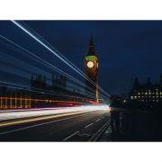 Quadro decorativo em canvas Londres a noite
