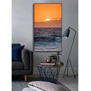 Quadro decorativo em canvas nascer do sol