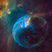 Quadro decorativo em canvas Nebulosa