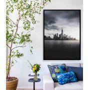Quadro decorativo em canvas new york