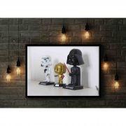 Quadro decorativo em canvas Star Wars