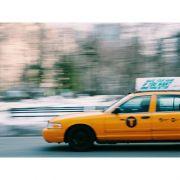 Quadro decorativo em canvas Taxi NYC