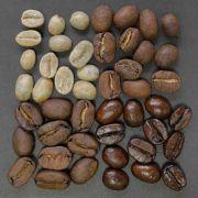 Quadro decorativo em canvas tipos de café