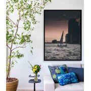 Boat trip - Quadro decorativo em canvas