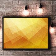 Quadro em canvas - Gold lines