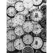 Relógios - Quadro decorativo em canvas