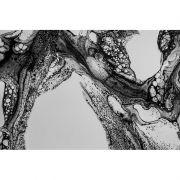 Splash abstract - Quadro decorativo em canvas