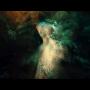 Person in the fog -  Quadro decorativo em canvas