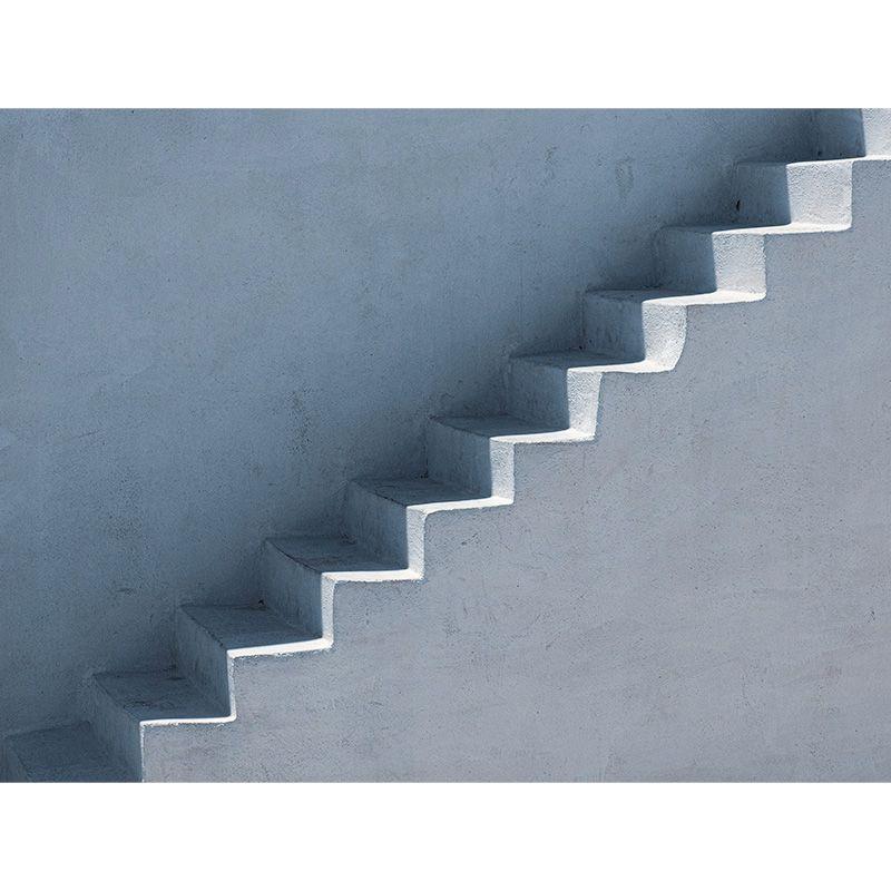 Quadro decorativo em canvas - Escada