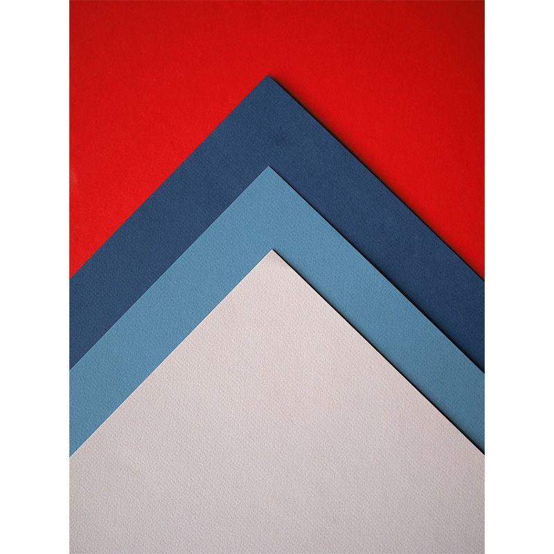 Geométrico sobrepostos - Quadro decorativo em canvas