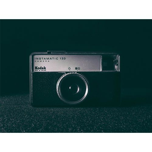 Kodak - Quadro decorativo em canvas