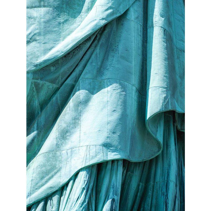 Quadro decorativo em canvas estátua da liberdade