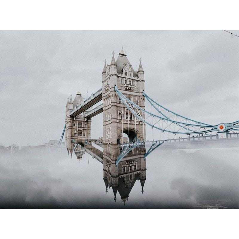 Quadro decorativo em canvas Ponte de Londres