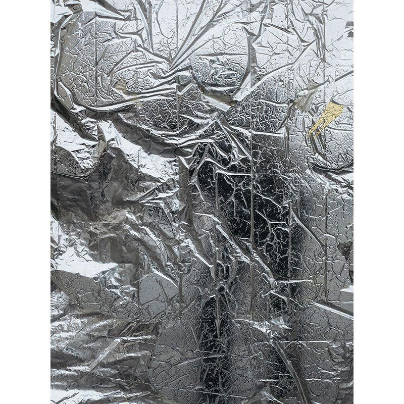 Quadro decorativo em canvas Prata