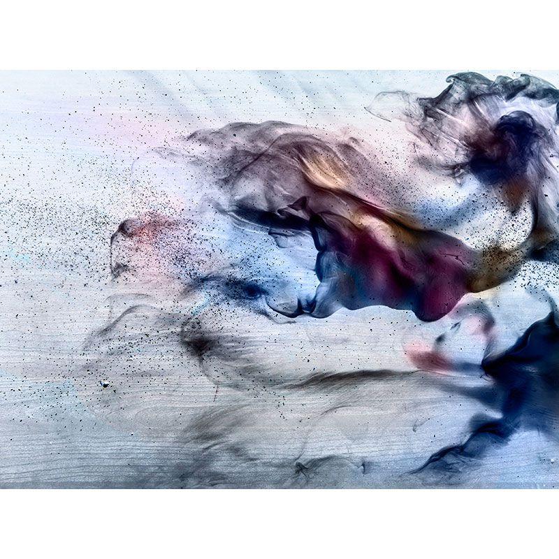 Quadro decorativo em canvas Smoke