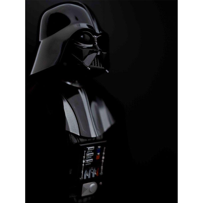 Quadro decorativo em canvas - Vader