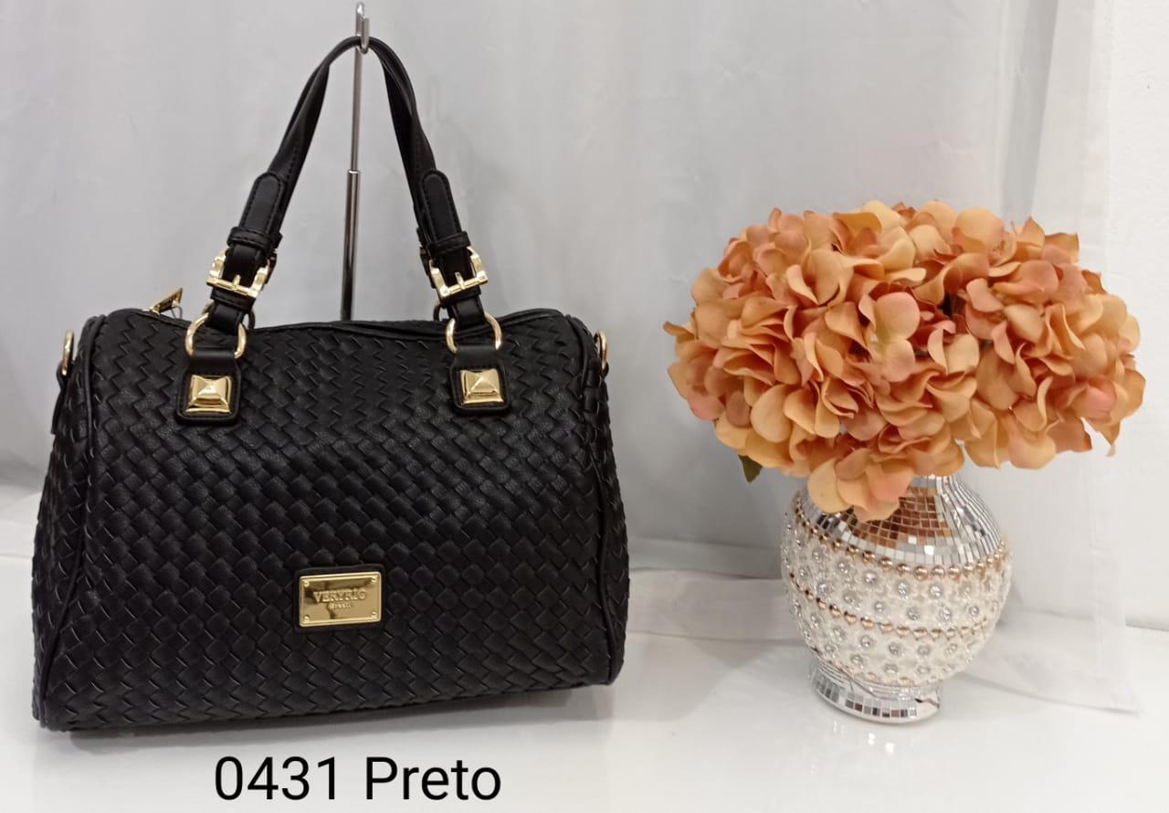 0431 Bolsa de Ombro Very Rio PU