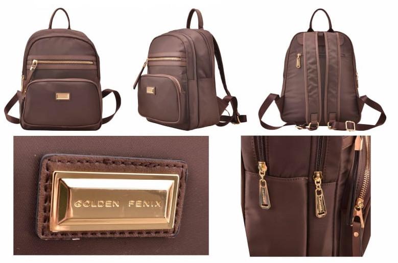 5795 Mochila Golden Fênix Nylon