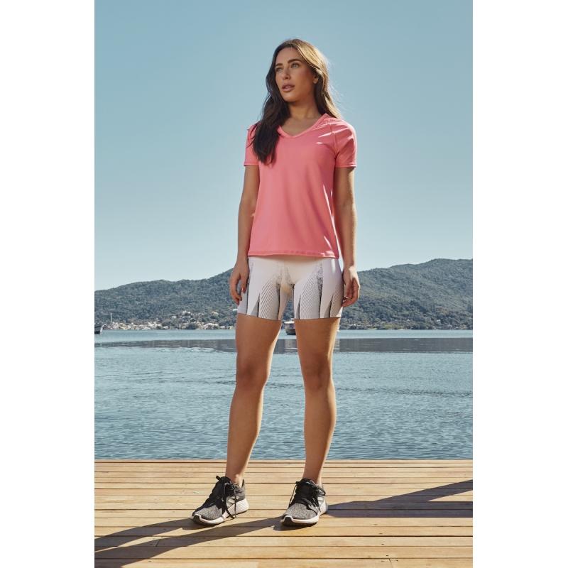 Blusa Link Essentials Cor Pink
