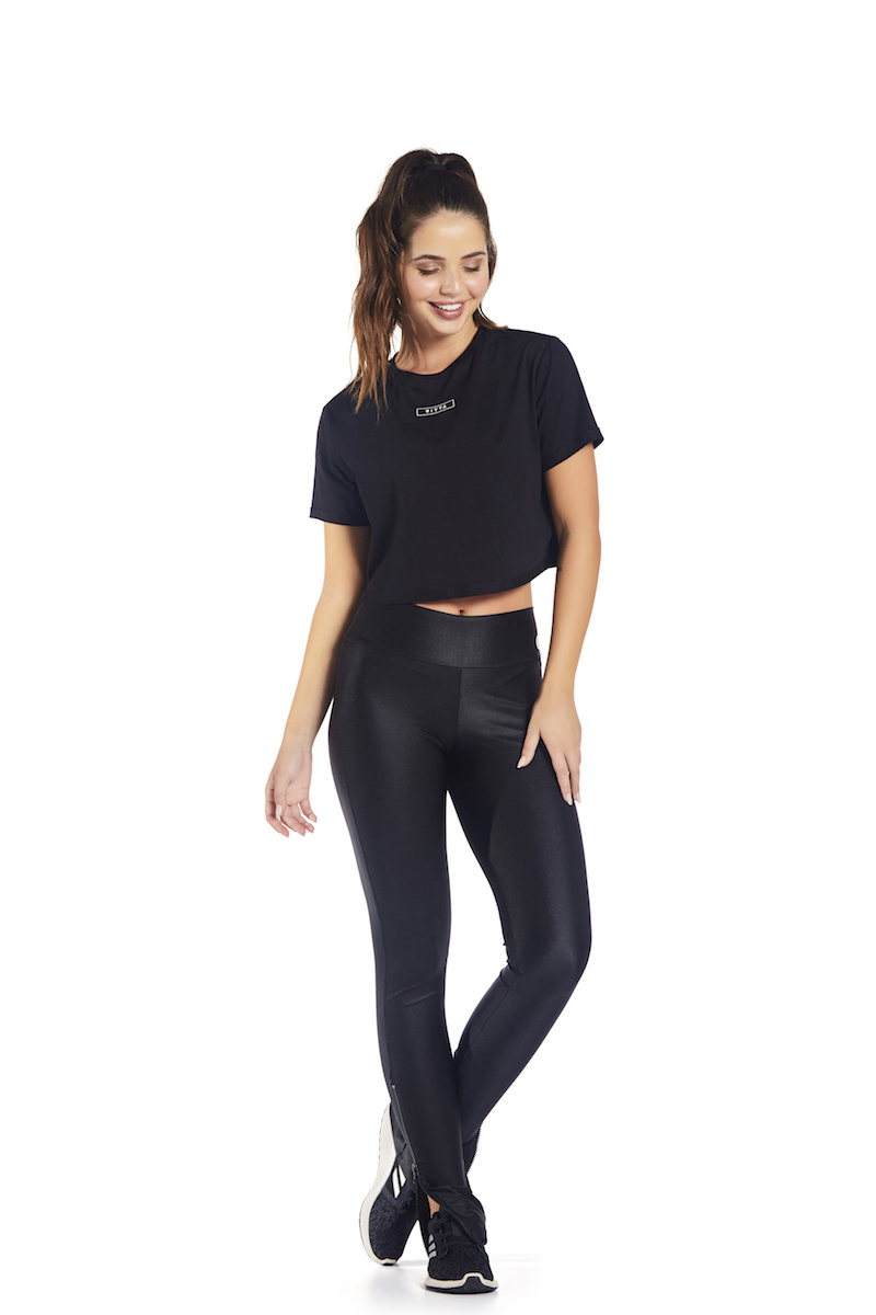 Legging Fusô Endure Cor PRETO