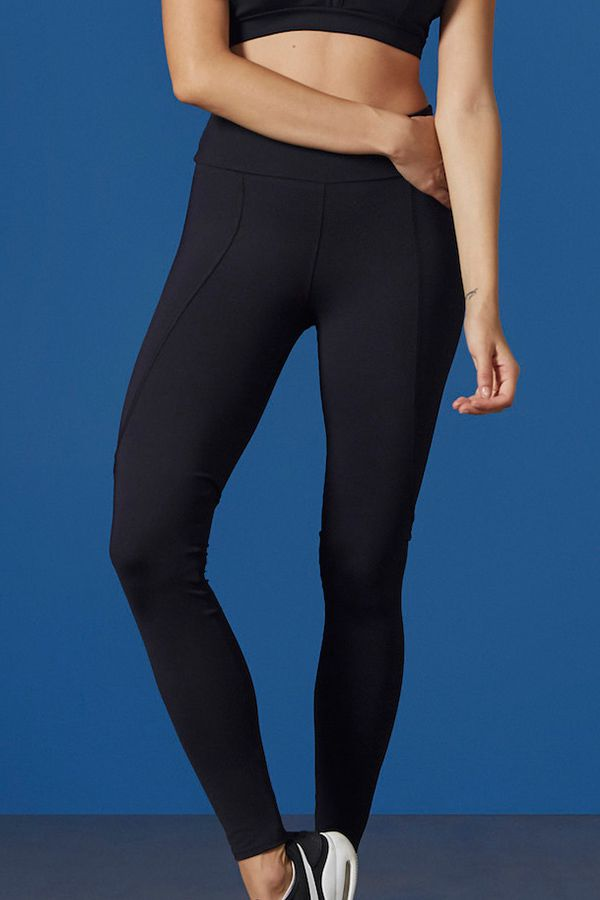 Legging Fusô essentials Cor PRETO