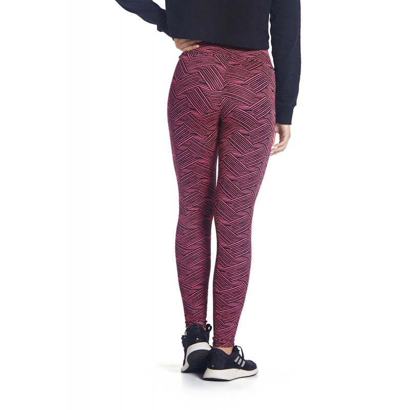 Legging Fusô Matrix  Up Cor PINK