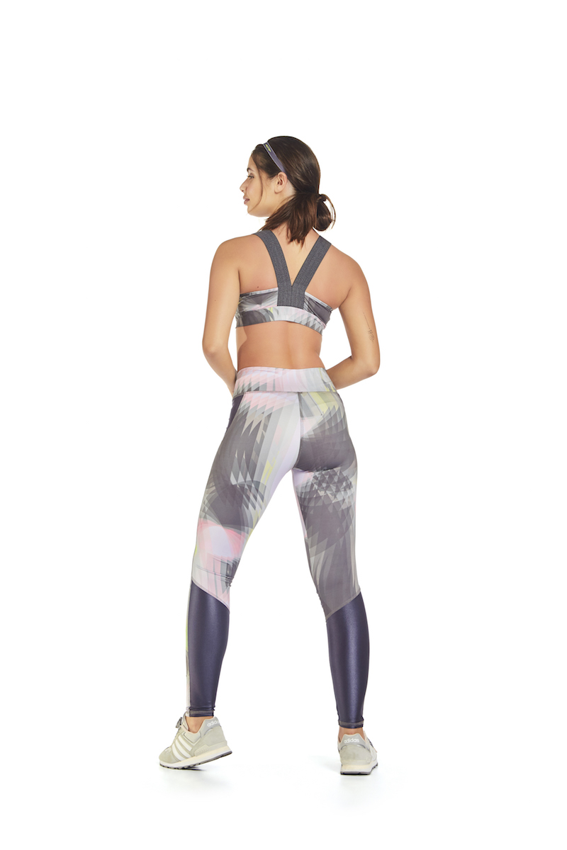 Legging Fusô  Prevail Cor CHUMBO