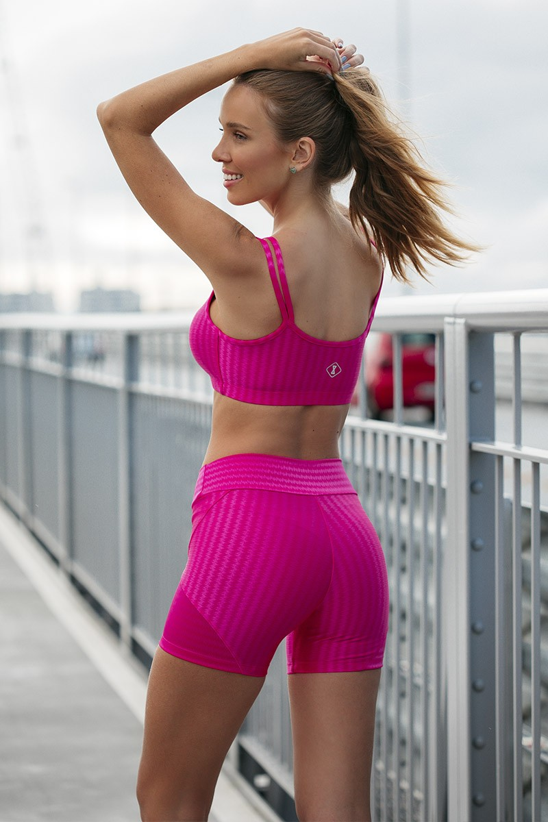 Shorts New Ace  cor PINK