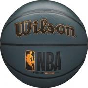 Bola de Basquete NBA Forge Plus Cinza