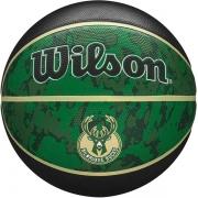 Bola de Basquete NBA Team Tiedye Milwaukee Bucks