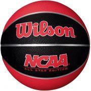 Bola de Basquete Wilson Mini NCAA® Vermelha