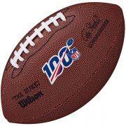 """Bola de Futebol Americano WILSON NFL 100 """"The Duke"""" Replica Ball Mini"""