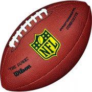 Bola de Futebol Americano WILSON NFL Duke Pro - Réplica Tamanho Oficial