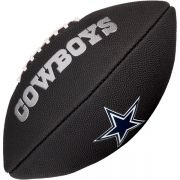 Bola de Futebol Americano Wilson NFL Team DALLAS COWBOYS Black