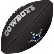 Bola de Futebol Americano Wilson NFL Team DALLAS COWBOYS Black