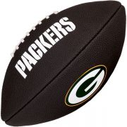 Bola de Futebol Americano Wilson NFL Team GREEN BAY PACKERS Black