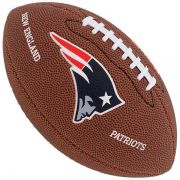 Bola de Futebol Americano Wilson NFL Team NEW ENGLAND PATRIOTS