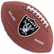 Bola de Futebol Americano Wilson NFL Team OAKLAND RAIDERS
