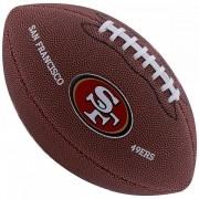 Bola de Futebol Americano Wilson NFL Team SAN FRANCISCO 49ERS
