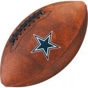Bola de Futebol Americano Wilson THROWBACK NFL Jr. DALLAS COWBOYS