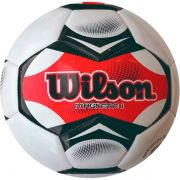 Bola de Futebol Wilson Magnetic II Vermelha n°5