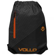 Bolsa Esportiva Vollo Gym Sack One Preto VBG005