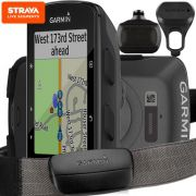 Ciclocomputador GPS Garmin Edge 520 Plus Bundle Cinta Cardíaca