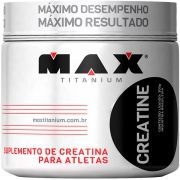 CREATINE MAX TITANIUM - 300g - CREATINA