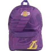 Mochila NBA Los Angeles Lakers Roxa Dermiwil 30337