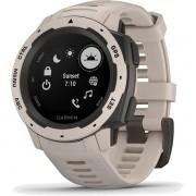 Monitor Cardíaco de Pulso com GPS Garmin Instinct Branco