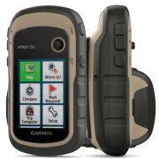 Navegador GPS Garmin eTrex 32x - 8Gb Bússola Altímetro Barômetro