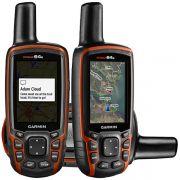 Navegador GPS Garmin GPSMAP 64S - Frete Grátis